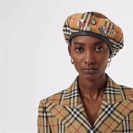 mens-baumwoll-barett Rabatt Luxus Hüte Designer Papa Polo Hüte Kappe für Herren Damenmode Baumwolle Einstellbare Stilvolle Gebogene Baskenmützen Neu Angekommene Hot Top Hohe Qualität