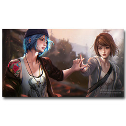 Life is Strange Game Art Silk Poster Print 13x20 24x36 inches