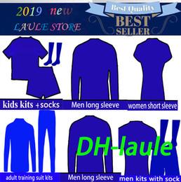 squadra di calcio del calcio Sconti 2019 2020 Nuove maglie da calcio 19 20 maglia maillot de collegamento ordine piede per qualsiasi squadra in più Camiseta de futbol top qualità camicie da calcio