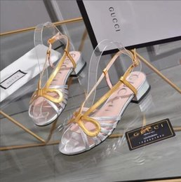 Pop 2019 Best Fit Fit Pantoufles Camellia Summer Flip Flops Chaussures Pincer Plat Chaussures En Gelée Sandales Féminines Sandales Femmes Casual Chaussures35-40 yards-No box ? partir de fabricateur