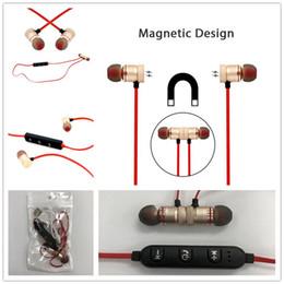 Casque Bluetooth sport avec configuration standard, casque magnétique sans fil Bluetooth, écouteurs design pour écouteurs pour iphone xs avec sac ? partir de fabricateur