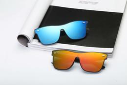 Para elegir Diseñador de la marca Hombres Mujeres Gafas de sol polarizadas Semi sin montura Gafas de sol Marco dorado Lente Polaroid Con estuche y caja marrón desde fabricantes