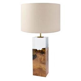 art bois résine fluide lampe époxy lumière 95% fait à la main en bois éclairage cool conception haut de gamme intérieur décor à la maison galerie époxy meubles de luxe ? partir de fabricateur