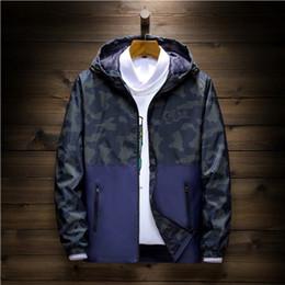 Designer Großhandel Herren Frauen Designer Windjacke Frühling Herbst Reißverschluss Hoodies Mode Sport Jacken Gym Lauf Mäntel L 5XL B100103Q