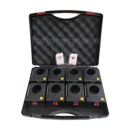 DHL / FedEx, Популярные 8cues фонтаны фейерверка система стрельбы для внутреннего, DZB01r-8 от