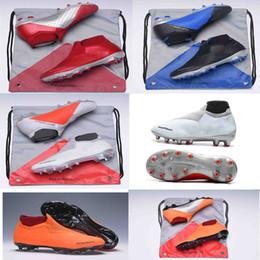 tacos deportivos Rebajas Zapatos de fútbol para exteriores Phantom VSN Elite DF de 2018 para hombre x botas deportivas de EA Sports Phantom Vision Phantom Vision Elite DF FG