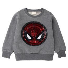 Argentina El vibrato con el mismo párrafo cambiará la ropa. Spider-Man se convierte en la lentejuela de capitán de Estados Unidos que puede voltear la ropa de algodón para niños Suministro