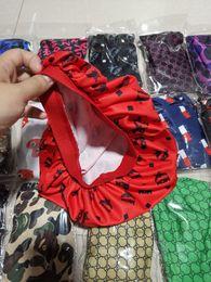 Bonnets contre le cancer en Ligne-Concepteur Chaude Durag Musulman Femmes Stretch Sommeil Turban Chapeau Écharpe En Soie Bonnet Chemo Bonnets Chapeaux Cancer Chapeau Head Wrap Accessoires De Cheveux