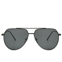 2019 marca coreana degli occhiali da sole degli uomini ARMANI 98017 2019 Corea corea delicati occhiali da sole quadrati uomini progettista di marca Retro estate stile lenti a colori Occhiali da sole Occhiali da sole Oculos marca coreana degli occhiali da sole degli uomini economici
