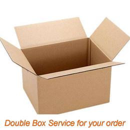 Canada Paiement pour le service de boîte double [EPAACKET 5usd] [DHL EMS ne peut pas doubler la boîte] Frais de paiement supplémentaires pour la boîte double Offre