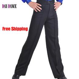 атласные штаны для мужчин Скидка Профессиональные мужчины черных латинских танцев Брюки мальчики взрослого атласные бальные штаны Salsa Tango Румба Самба Ч латинские Брюки