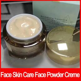 Famose lozioni online-2018 Famous Skin Care marca Global Powder Creme Soft crema 50ml per tutti i tipi di pelle Lozione crema per le mani spedizione gratuita