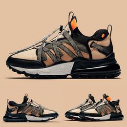 huge discount 4d5c9 a6dbf 2019 nuevos zapatos clásicos 2019 Nuevo 270 Bowfin ACG Classic Men Running  Shoes With Box Negro
