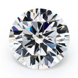 1000 Adet Beyaz Kübik Zirkonya Taş 5A Yuvarlak Makine Kesim CZ Taş Brithstone Kristal Yüzer Charms Fit Bellek Madalyon Sentetik Taşlar 5.0 MM nereden elmas ışıltılı tırnak gazı tedarikçiler