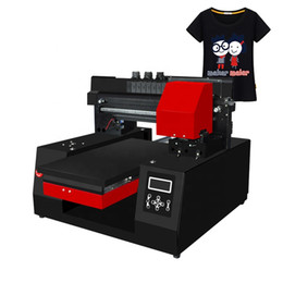 direct printing machine Coupons - Factory Price A3 size 33*60cm DTG dtg printer direct to garment printer t shirt cloth printing machine