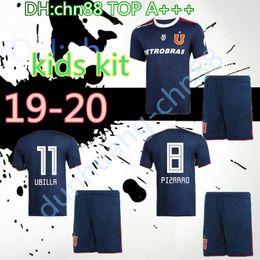 62f2d29da kit para niños nuevo 2019 2020 Universidad de Chile Universidad católica  niños Fútbol Jersey 19 20 colo colo Jerseys camisetas de fútbol  universitario ...