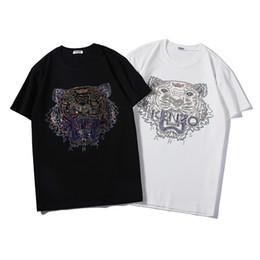 Mosaic Tiger T Shirt Gothic Tattoo African Small to 6XL Big Tall