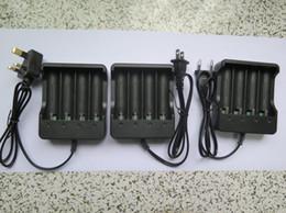 gros chargeurs de batterie au lithium-ion Promotion Chargeur de batterie au lithium pour 1-4 18650 26650 ligne de batterie rechargeable au lithium-ion ligne chargeur direct usine 4.2V 3.7V gros