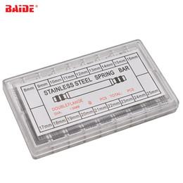 Deutschland Durchmesser 1.5mm 360pcs / box 8mm-25mm Edelstahl Federsteg Link Pins Werkzeug für Uhrenarmband Reparatur 100 satz / los Versorgung