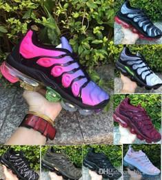 TN плюс кроссовки для мужчин женщин Royal Smokey лиловый строка Colorways Mxamropavs обувь дизайнер тройной белый черный тренеры спортивные кроссовки cheap shoes strings от Поставщики шнуры для обуви