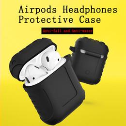 Estuche protector de auriculares inalámbricos Bluetooth para Airpods 8 colores pueden elegir por sí mismo Silicona Anti-caída y Anti-agua desde fabricantes