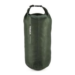 Portable 8L 40L 70L 3 Capacité en option Étanche Sac étanche Sac de rangement pour sac de camping pour Camping Randonnée Trekking Utilisation de la navigation de plaisance ? partir de fabricateur