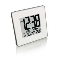 Canada Horloge de bureau Snooze Muet Caractère Chambre Très Grand Affichage De La Température Calendrier Électronique Horloge Numérique supplier electronic bedroom Offre
