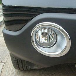 2019 crv beleuchtung Für Honda CRV CR-V 2007 2008 2009 2010 Chromscheinwerfer-Lampenabdeckung günstig crv beleuchtung