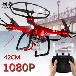 drone camera helicopter Promo Codes - 2018 Xy4 More New Rc Drone Quadcopter With 1080 P Camera, Wi Fi Dron Fpv Rc Helicopter Flight Time Of 20 Min Professional