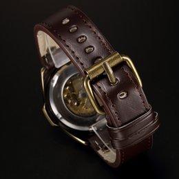 Argentina Correa de reloj de repuesto de 22 mm para reloj de bronce vintage supplier vintage watch bands Suministro