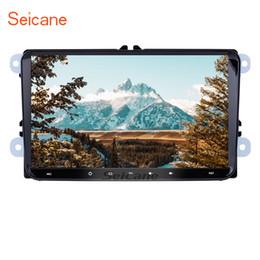 Android 9.0 Car Stereo GPS Navigation para 2010-2013 VW Volkswagen Sharan con Bluetooth WiFi Mirror Link compatible con la cámara trasera dvd DVR 3G desde fabricantes