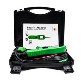 2019 testador de sonda de potência Os mais recentes NEXPEAK YD208 Super Power Probe Sistemas Elétricos Diagnostic-Ferramenta VSP200 Poder Scan Tool carro Automotive Circuit Tester testador de sonda de potência barato