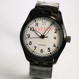 2019 смотреть пилот Классические Мужские S Luxury Watch Механические Автоматические Дизайнерские Часы Pilot Series Спортивные Наручные Часы Военный дешево смотреть пилот