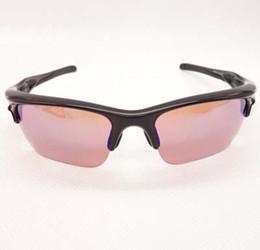 Ok occhiali da sole online-Occhiali da sole a mezza montatura moda Uomo Brand Designer Donna Fast Sports Ciclismo Occhiali da sole ok Occhiali abbaglianti colore 1c2s con custodia