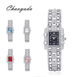 montre papillon rose Promotion Mode Lady bracelet papillon en alliage montre à quartz Place Cadeau Blanc / Rouge / Bleu / Rose Bracelet