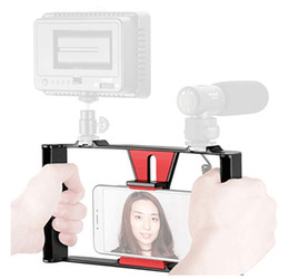 Smartphone Video Rig - Smartphone-Filmaufnahme Vlogging Rig-Fall, Handy-Filme Stabilisator für Handy-Filmemacher Vide von Fabrikanten