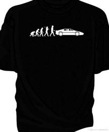 Argentina Camiseta de coche clásico de alta calidad para hombre con mejor evolución del hombre. Camiseta Hipster de Lotus Esprit Man Print Suministro