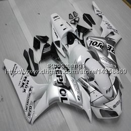 Argentina Regalos + Tornillos artículo motocicleta plata Repsol molde de inyección para Honda CBR1000RR 2006-2007 CBR 1000 RR 06 07 ABS carenado del motor Suministro