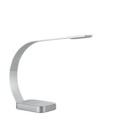 2019 le luci scandinave dell'ufficio principale Lampada da tavolo carica wireless di lusso ChargeUSB che oscura la luce da scrivania per sala studio dell'hotel Ricarica per iPhonex xs xr 8 per Samsung Eye friendly
