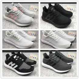 Envío gratis zapatillas originales online-Nuevos zapatos casuales CQ2118 XR1 Originales Stan Smith Swift Run Primeknit Hombres Mujeres Zapatos para correr al por mayor Envío gratuito Zapatos casuales EUR36-44