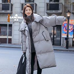 chaquetas de algodón para mujer Rebajas Chaquetas de la capa del invierno de las señoras chaquetas Espesar caliente Wadded Escudo Las mujeres del algodón del invierno más el tamaño extra grande de las mujeres Outwear Parka