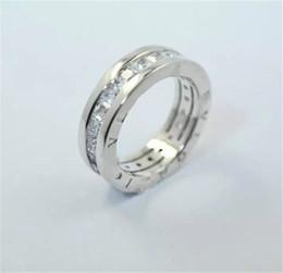 impostazioni del diamante rotondo Sconti Commercio all'ingrosso monili Wedding Engagement 3ct reale 925 anello d'argento di SWA Element imitato anelli di diamante per le donne K1919
