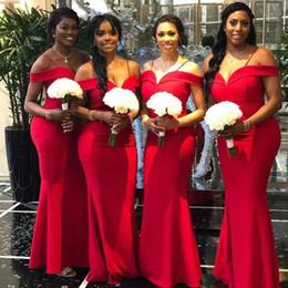 недорогие свадебные платья для беременных Скидка Новый фиолетовый Русалка платья невесты спагетти с плеча простой сад страна плюс размер свадебные платья для гостей платье подружки невесты дешево