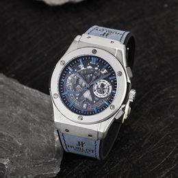 relógios multi-funções homens Desconto relógios dos homens multi-função de alta qualidade grandes esportes de discagem movimento dos homens relógio de topo marca de luxo relógio de quartzo relógio militar