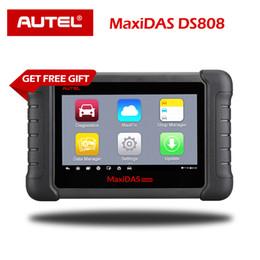 Outil de diagnostic des véhicules à moteur du système complet de machine de scanner d'Autel MaxiDAS DS808 OBD2 avec la programmation principale de nouvelle génération de DS708 ? partir de fabricateur