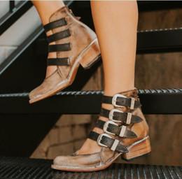 Sexy2019 desejo Amazon 19 Único Europeu Restauração Antiga Ways Belt Buckle Roma afiada Shallow pacote Boca Com X400 Shoe de Fornecedores de alto salto calça sandálias homens