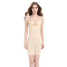 52e7e86e1d031 2018 Women High Waist Corset Firm Shapewear Postpartum Slimming Underwear  Recover Bodysuits