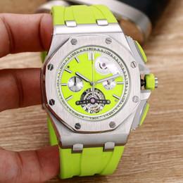 Argentina 2019La nueva moda Movimiento de cristal de cuarzo Acero inoxidable resistente al agua Mesa de concha de esfera 42mm12 Accesorios de lujo Reloj de pulsera Suministro