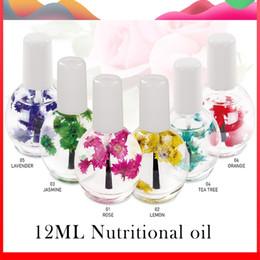 Fiori di frutta fresca online-Strumento di olio polacco per la cura delle unghie con olio nutriente per la cura delle unghie