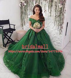 Barcos verdes on-line-Apliques de Tule Verde Escuro Longo Africano Prom Dresses 2019 Boat Pescoço Formal Vestidos de Noite Elegante Vestido de Festa de Formatura Vestido de fiesta